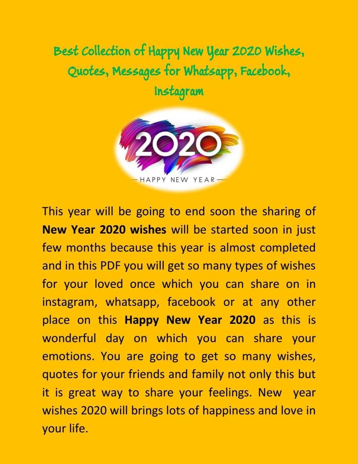 Best 2020 Quotes