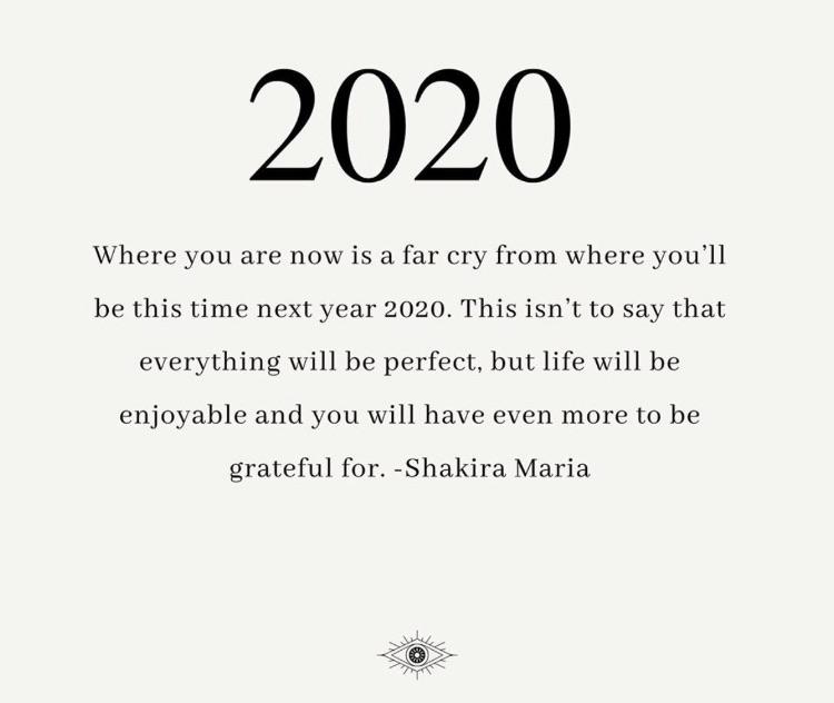 Latest 2020 Quotes