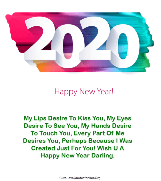 New 2020 Quotes