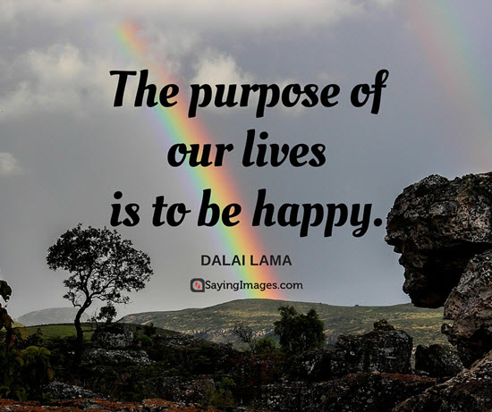 The Purpose Of Our Lives Famous Quotes About Life