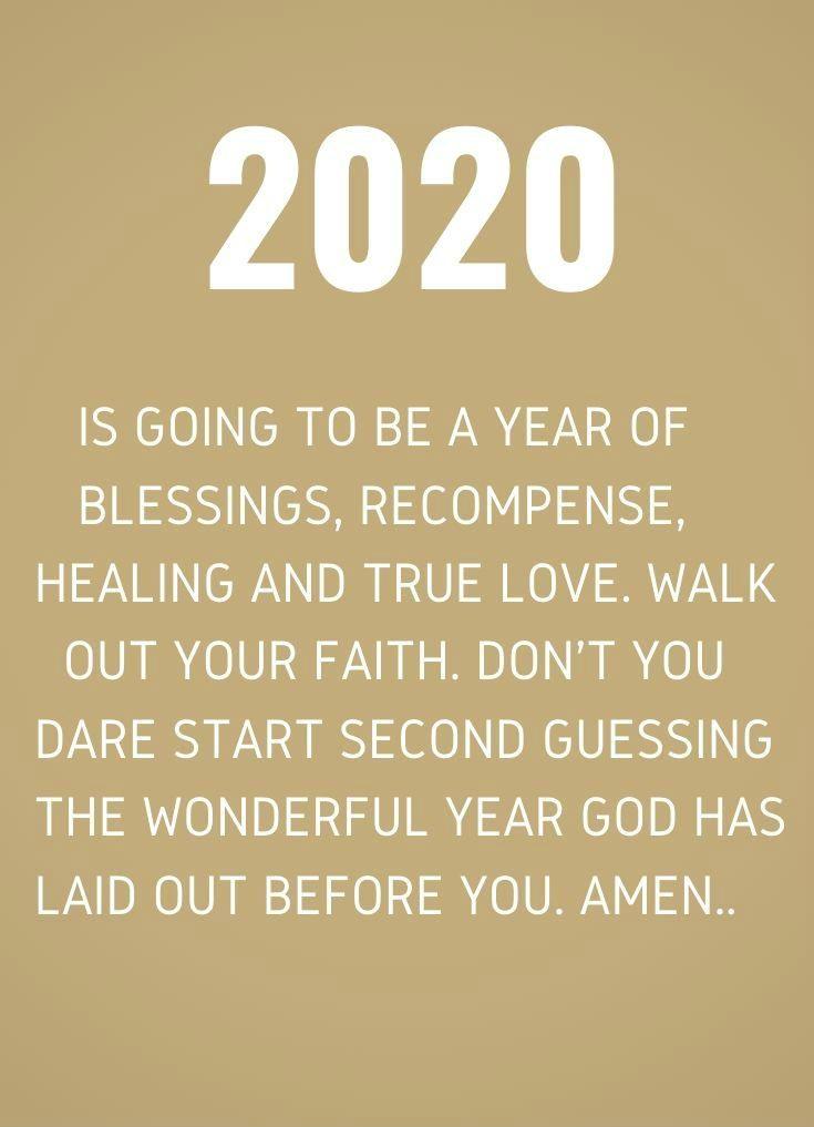 Trendy 2020 Quotes