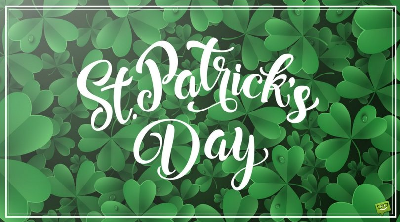Best wishes saint patrick's day wishes greetings
