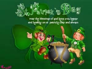 Famous St. Patrick's Day Saying