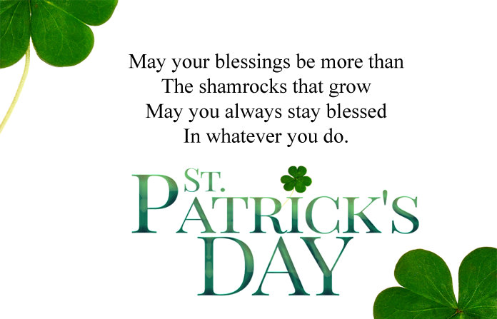Nice May Your Blessings Quotes