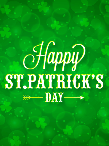 Wish You Very Happy St. Patrick's Day