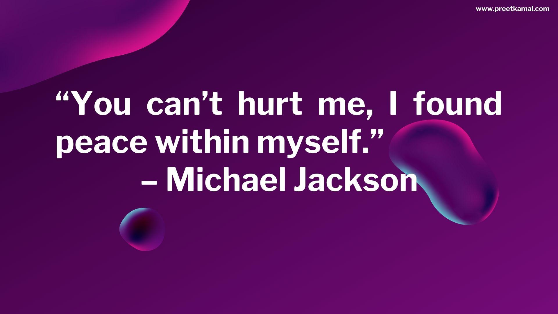 Michael Jackson Quotes (1)