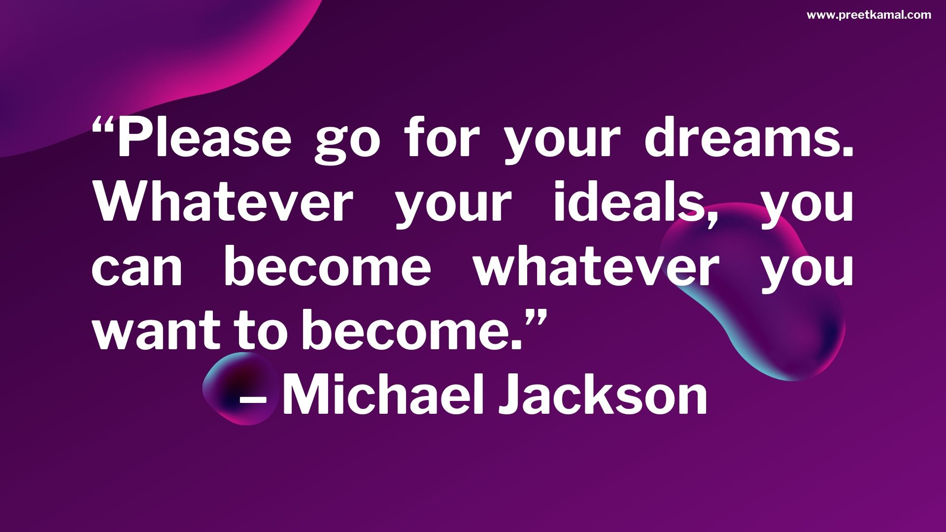 Michael Jackson Quotes (3)