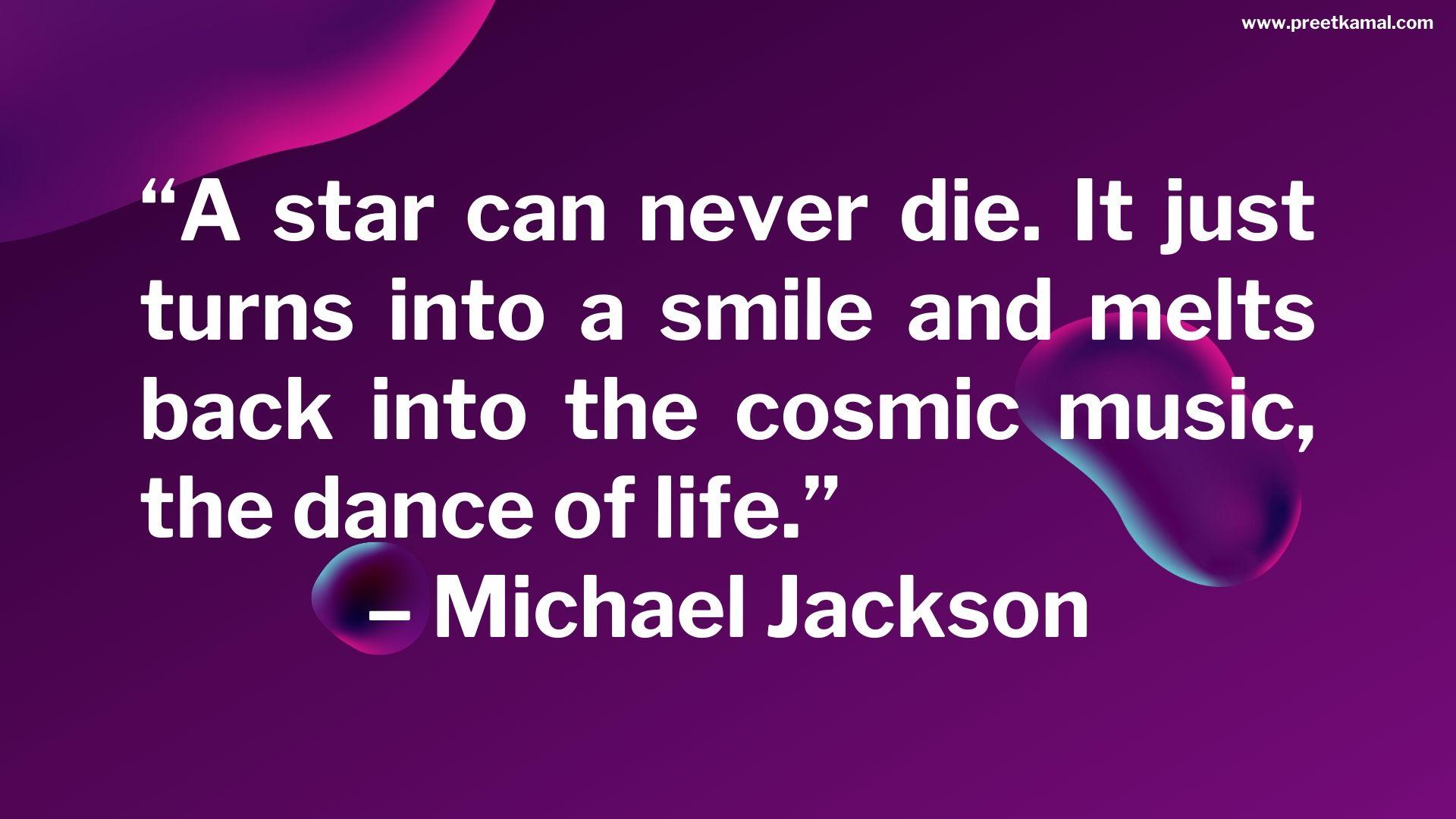 Michael Jackson Quotes (6)