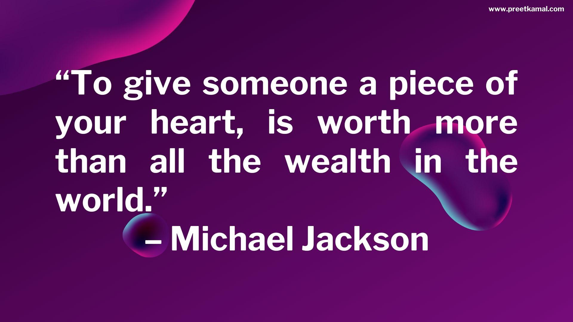 Michael Jackson Quotes (7)