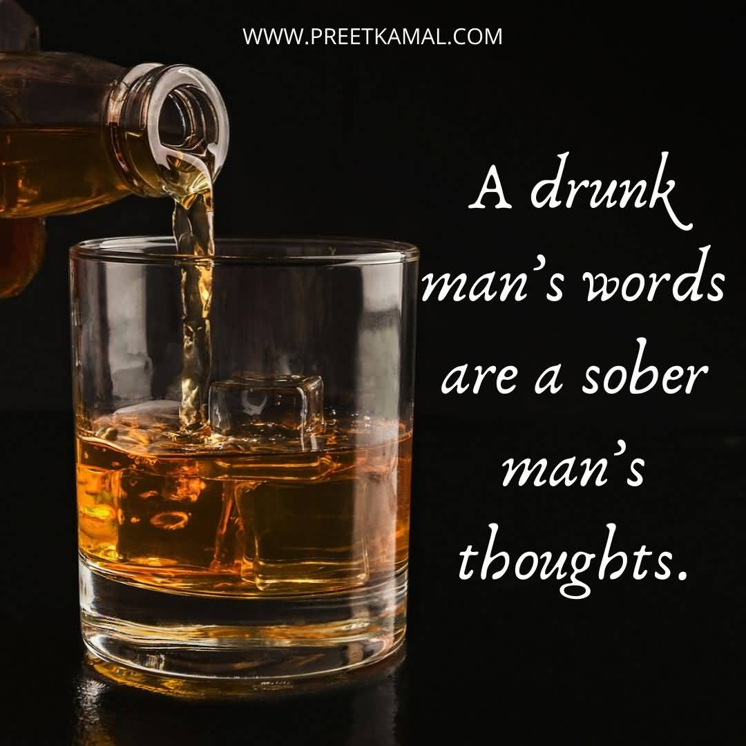 25+ All Time Best Alcohol Quotes Images & Photos