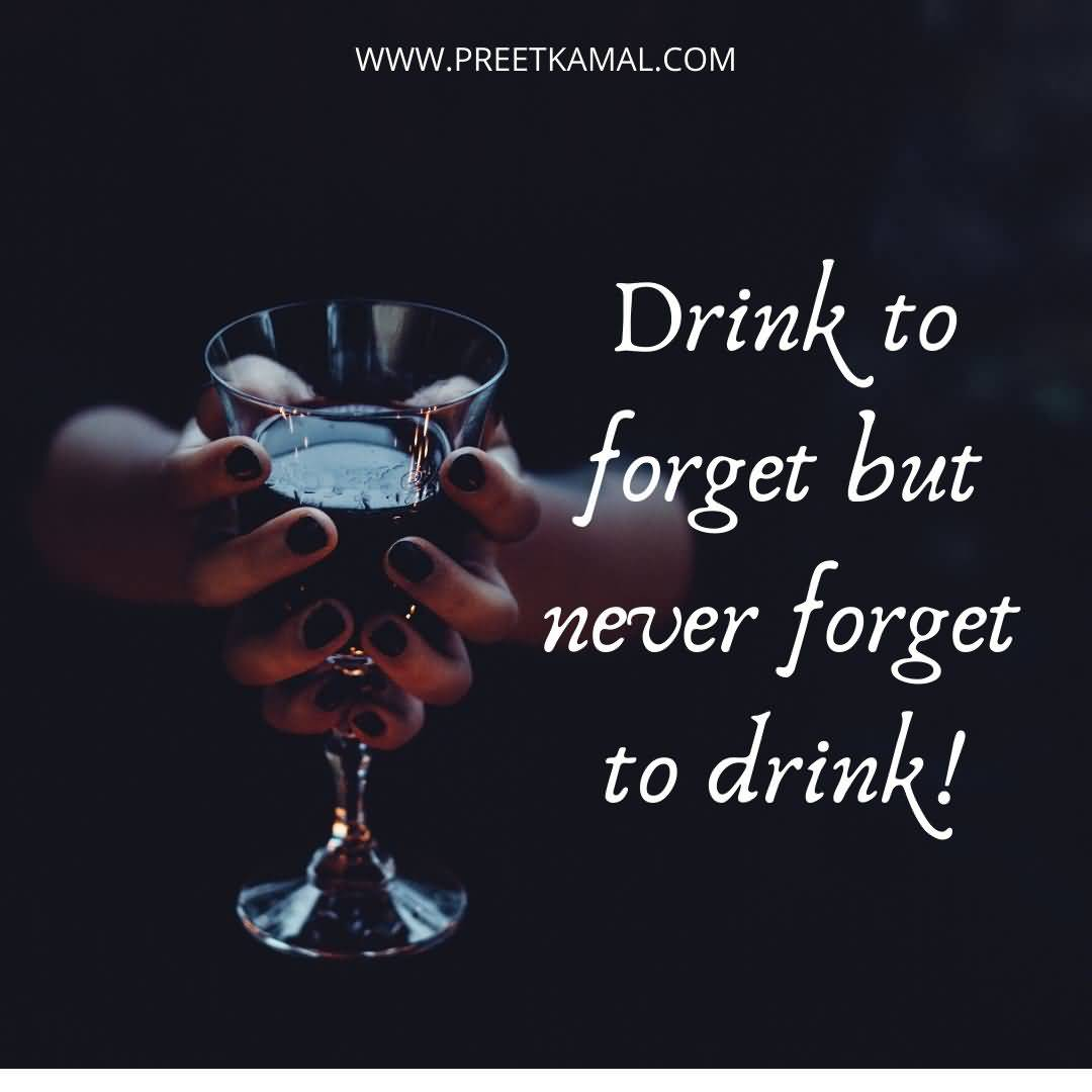 famous alcohol quotes