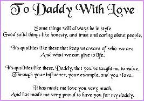 Some Things Will Always unborn baby quotes for daddy