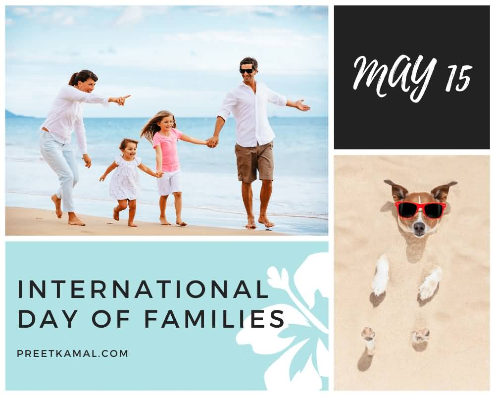 Amazing International Day of Families Greetings
