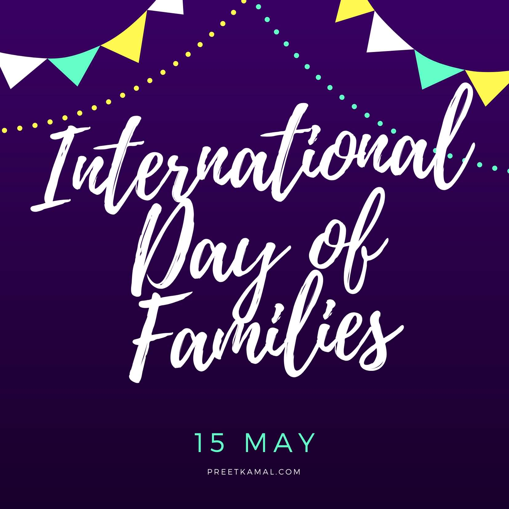 Best International Day of Families Wishes Images
