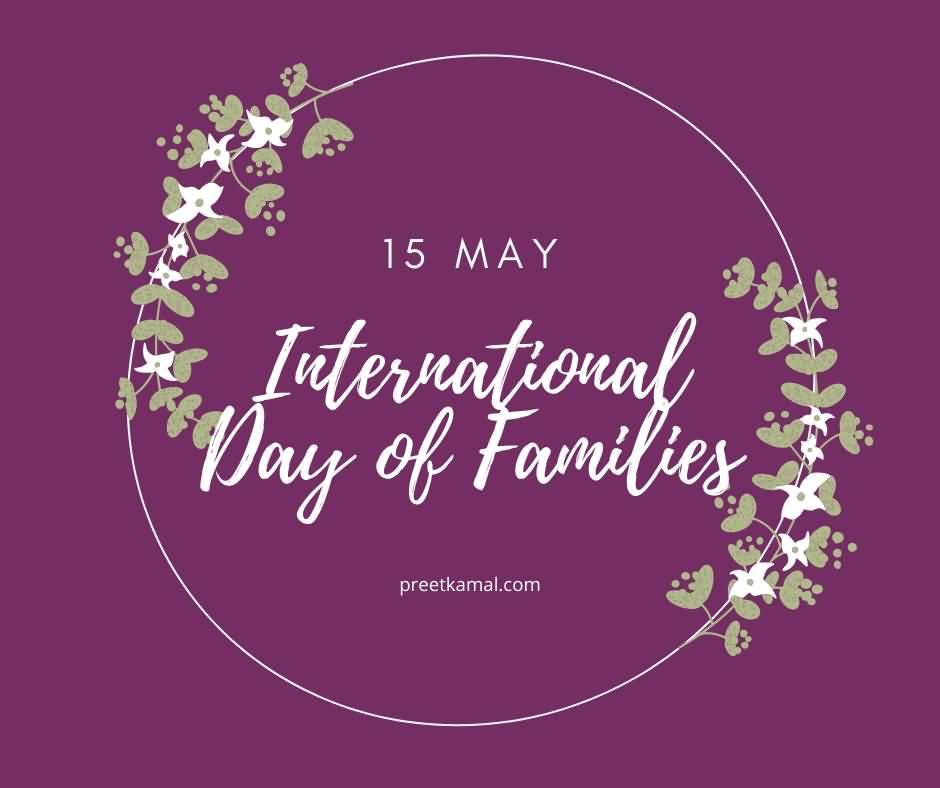 Popular International Day of Families Wish