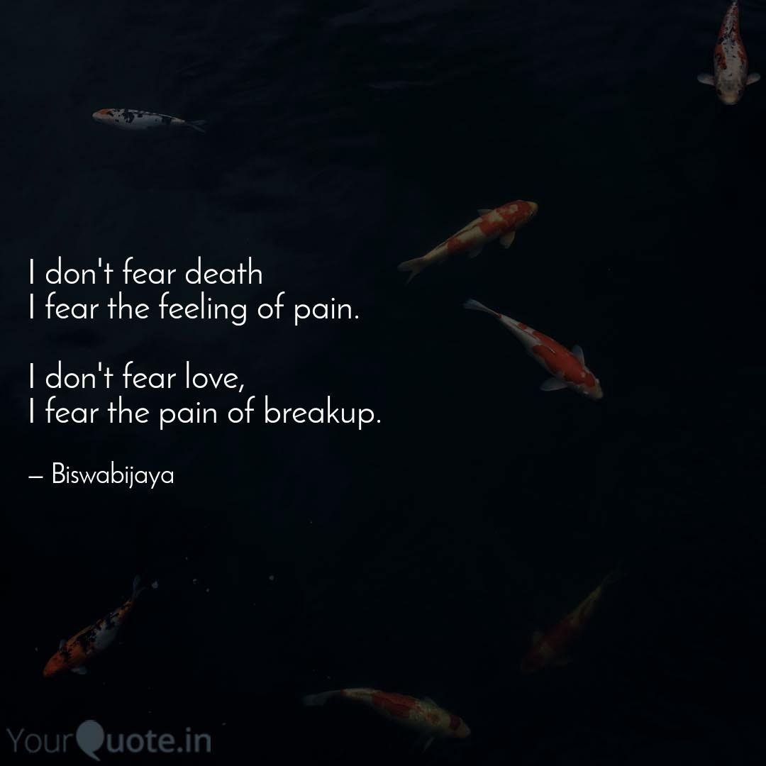I Don't Fear Death Marine Quotes About Death