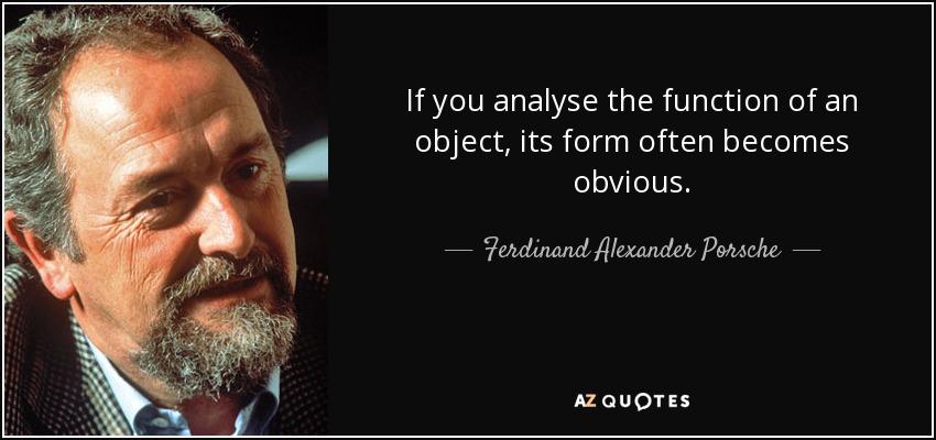If You Always The Ferdinand Porsche Quotes