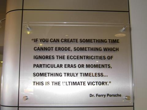 If You Can Create Something Ferdinand Porsche Quotes
