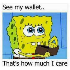 See My Wallet That's Thot Quotes