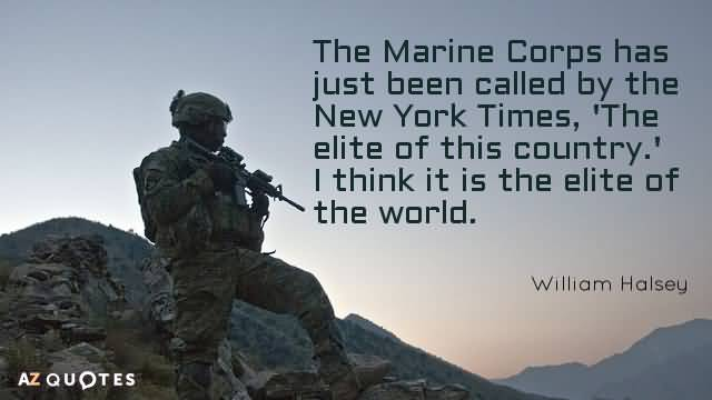The Marine Corps Has Just Marine Quotes About Death