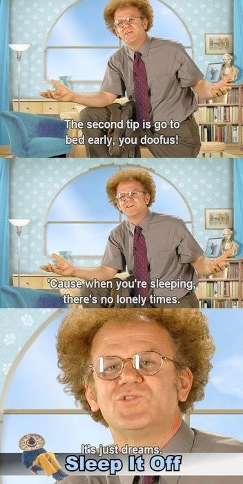 The Second Tip Steve Brule Quotes