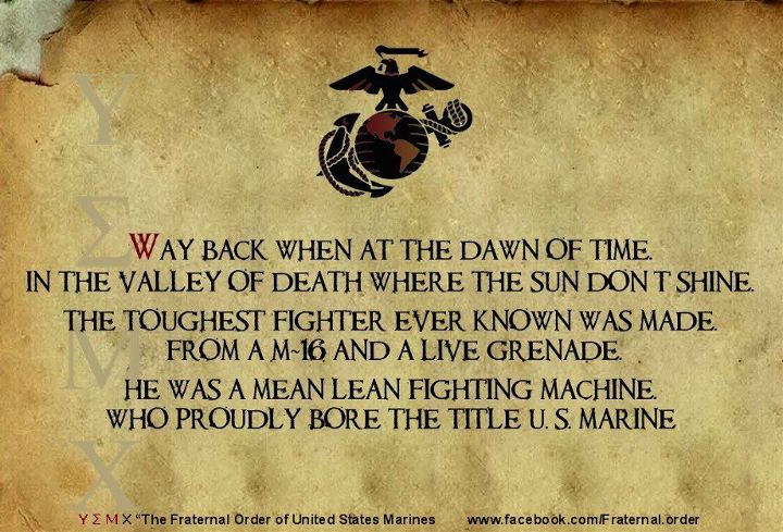 Way Back When At Marine Quotes About Death