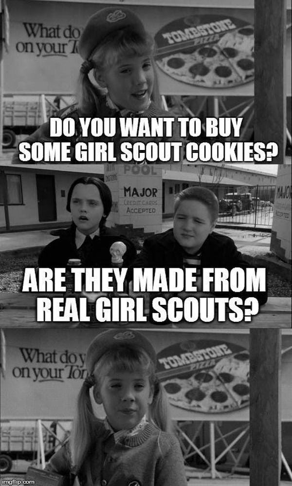 Do You Want To Buy Addams Family Meme