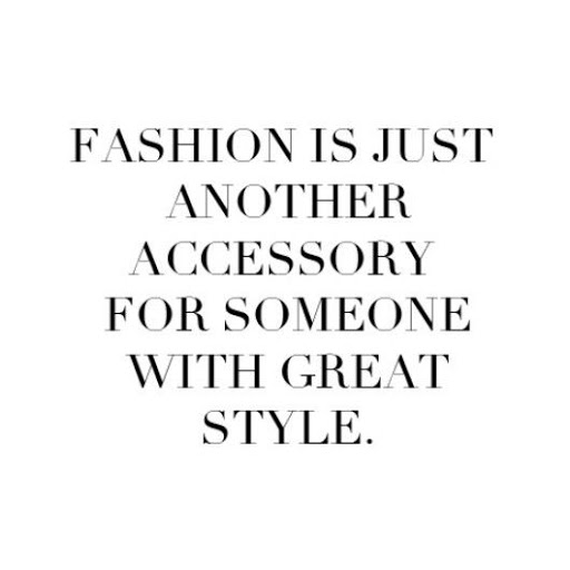 Fashion Is Just Another Fashion Quotes