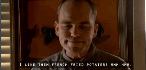 I Like Them French Dwight Yoakam Sling Blade