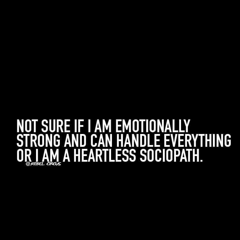 Not Sure If I Am Heartless Quotes