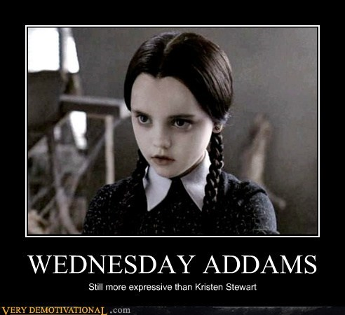 Still More Expressive Than Addams Family Meme