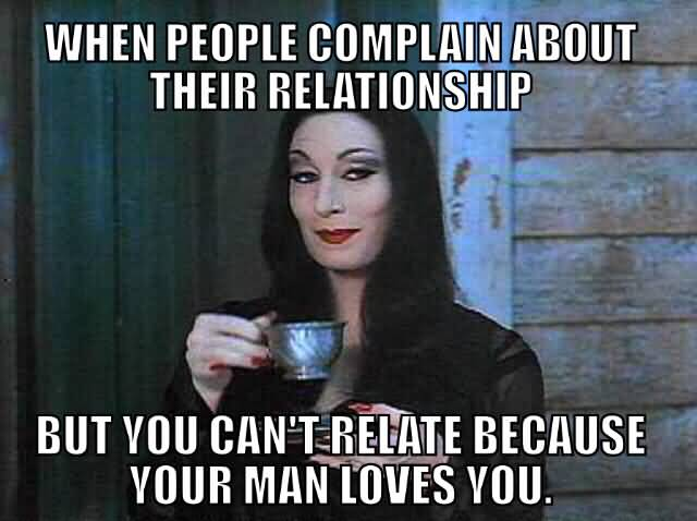 When People Complain About Addams Family Meme