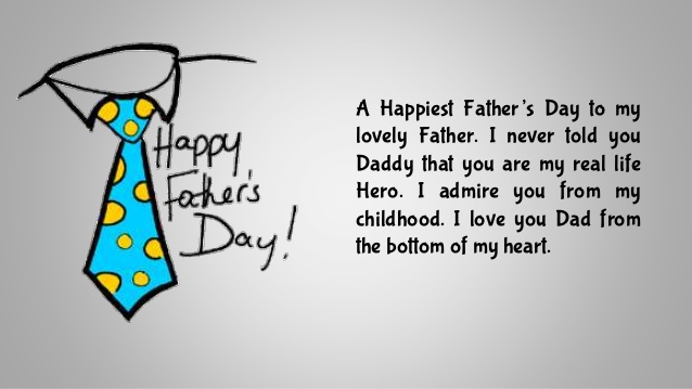 A Happiest Father's Day Fathers Day Quotes