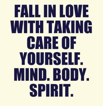 Fall In Love With Fitness Quotes