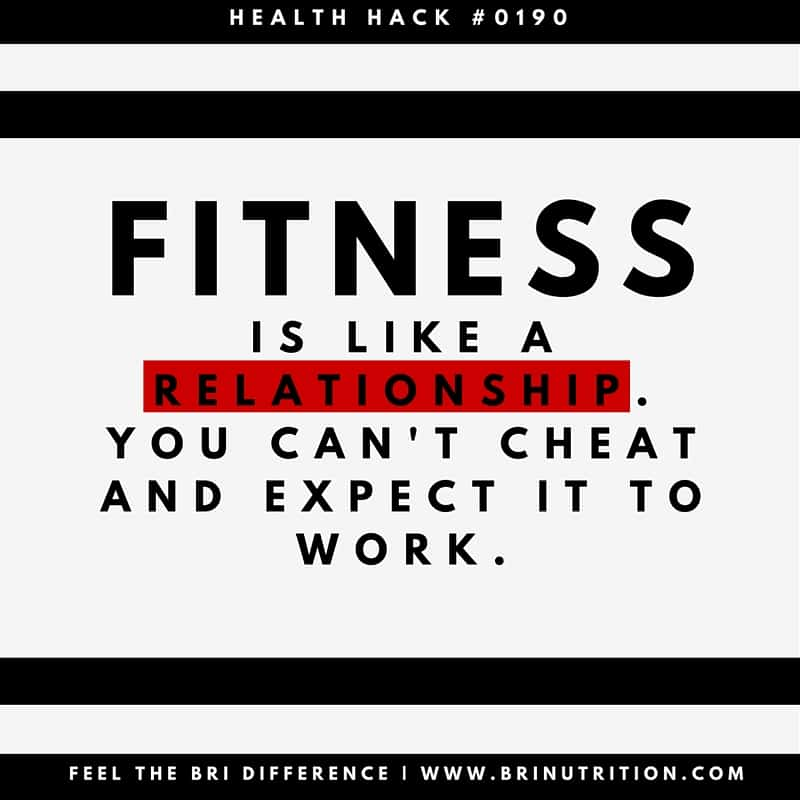 Fitness Is Like A Fitness Quotes
