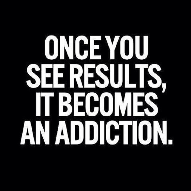 Once You See Results Fitness Quotes