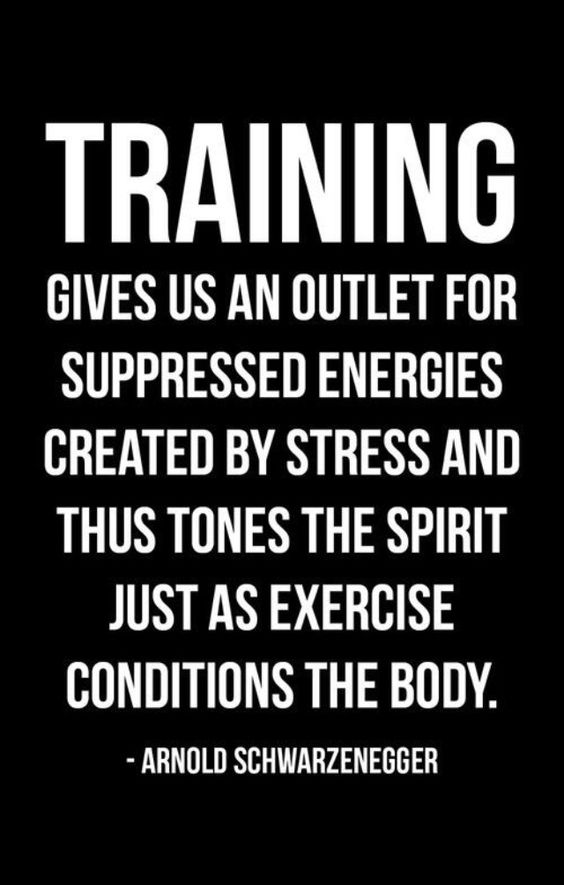 Training Gives Us An Fitness Quotes