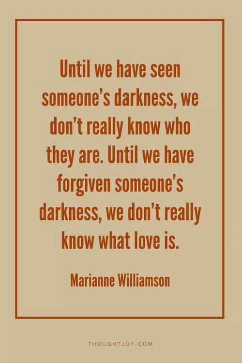 Until We Have Seen Forgiveness Quotes