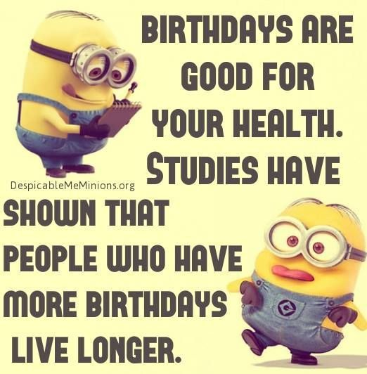 Birthdays Are Good For Funny Birthday Quotes