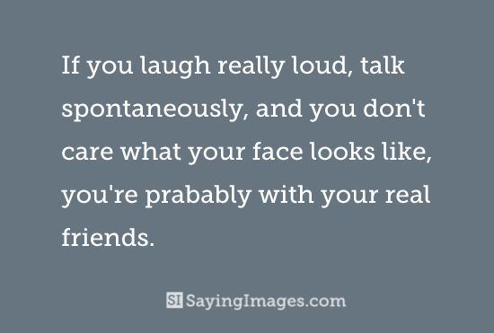 If You Laugh Really Friends Quotes