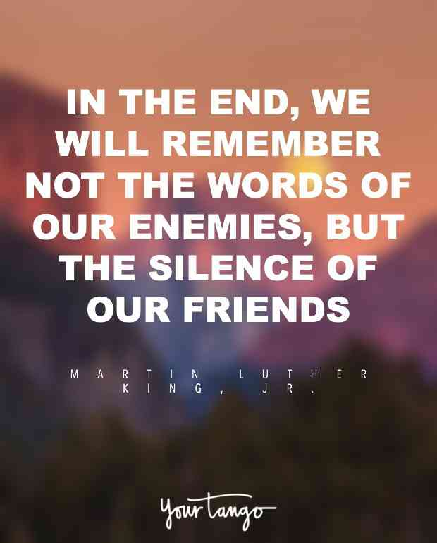 In The End We Will Friendship Quotes
