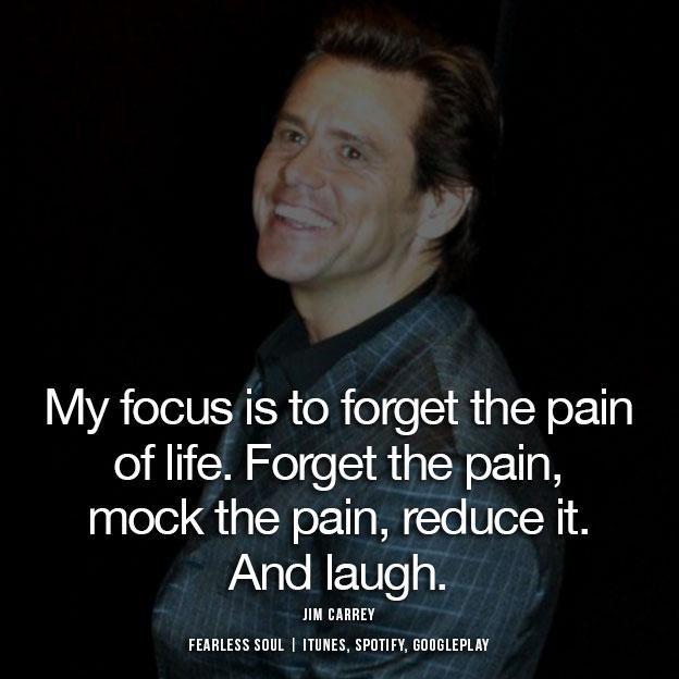 My Focus Is Jim Carrey Quotes