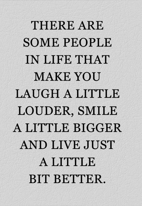 There Are Some People Friends Quotes