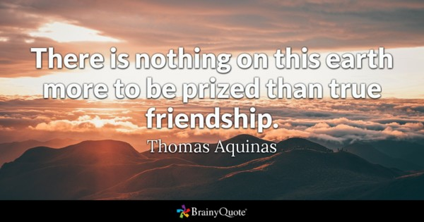 There Is Nothing On This Friendship Quotes