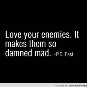 Love Your Enemines It Dirty Quotes