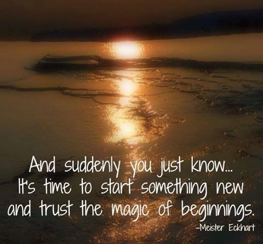 And Suddenly You Just New Life Quotes