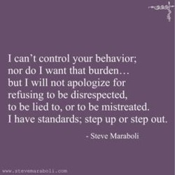 I Can't Control Your Behavior Disrespectful Husband Quotes