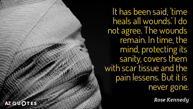 It Has Been Said Pain Quotes