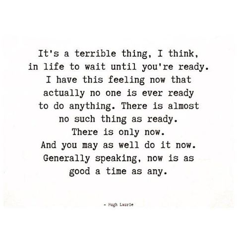 It's A Terrible Thing New Life Quotes