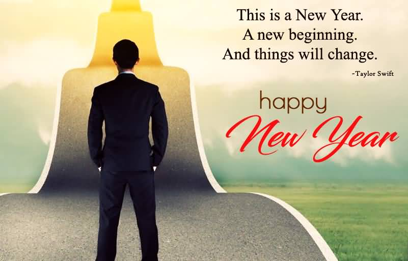 This Is A New Year New Life Quotes
